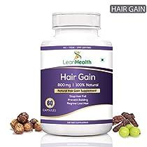 Leanhealth 100 Natural Hair Management Herbal Supplement 6
