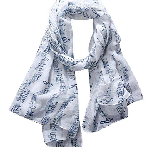 DDLBiz Women Pattern Scarves Shawls