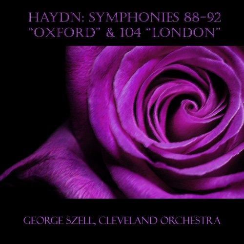 szell haydn london symphonies - 4
