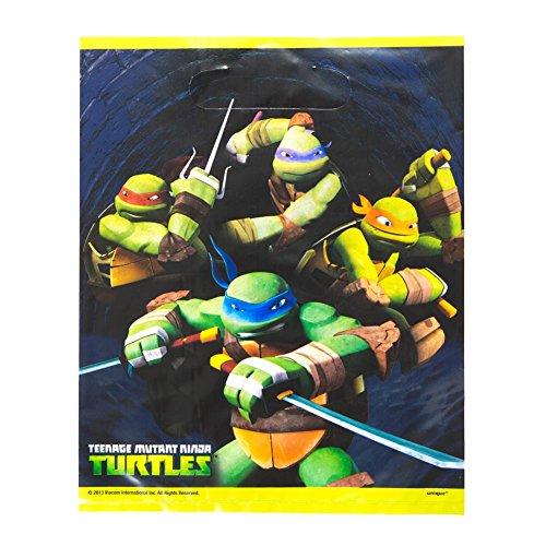 Teenage Mutant Ninja Turtles Goodie Bags, 8ct ()