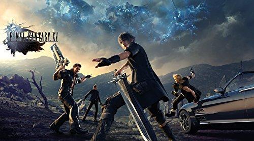 """12"""" x 22"""" Final Fantasy XV FFXV FF15 Limited Edition Game"""