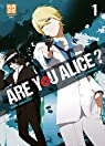 Are you Alice ?, tome 1 par Katagiri