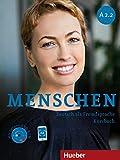 Menschen Sechsbandige Ausgabe: Kursbuch A2.2 MIT DVD-Rom