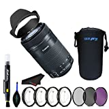 Canon EF-S 55-250mm f/4-5.6 is STM Telephoto Zoom Lens for Canon