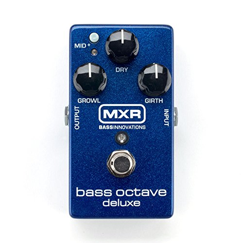 MXR M288 Bass Octave Deluxe (Octave Bass Effects)