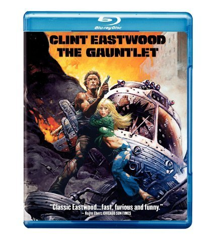The Gauntlet [Blu-ray] by Warner Home Video