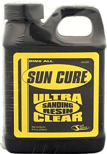Cure Resin Sun - SunCure Sanding Resin - 1/2 Pint