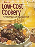 Sunset Low-Cost Cookery, Jerry Anne DiVecchio and Holly Lyman, 037602481X