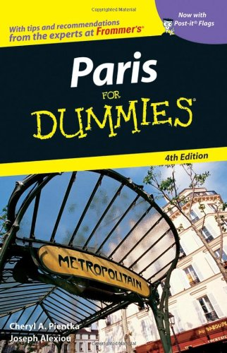 Paris For Dummies (Dummies Travel)