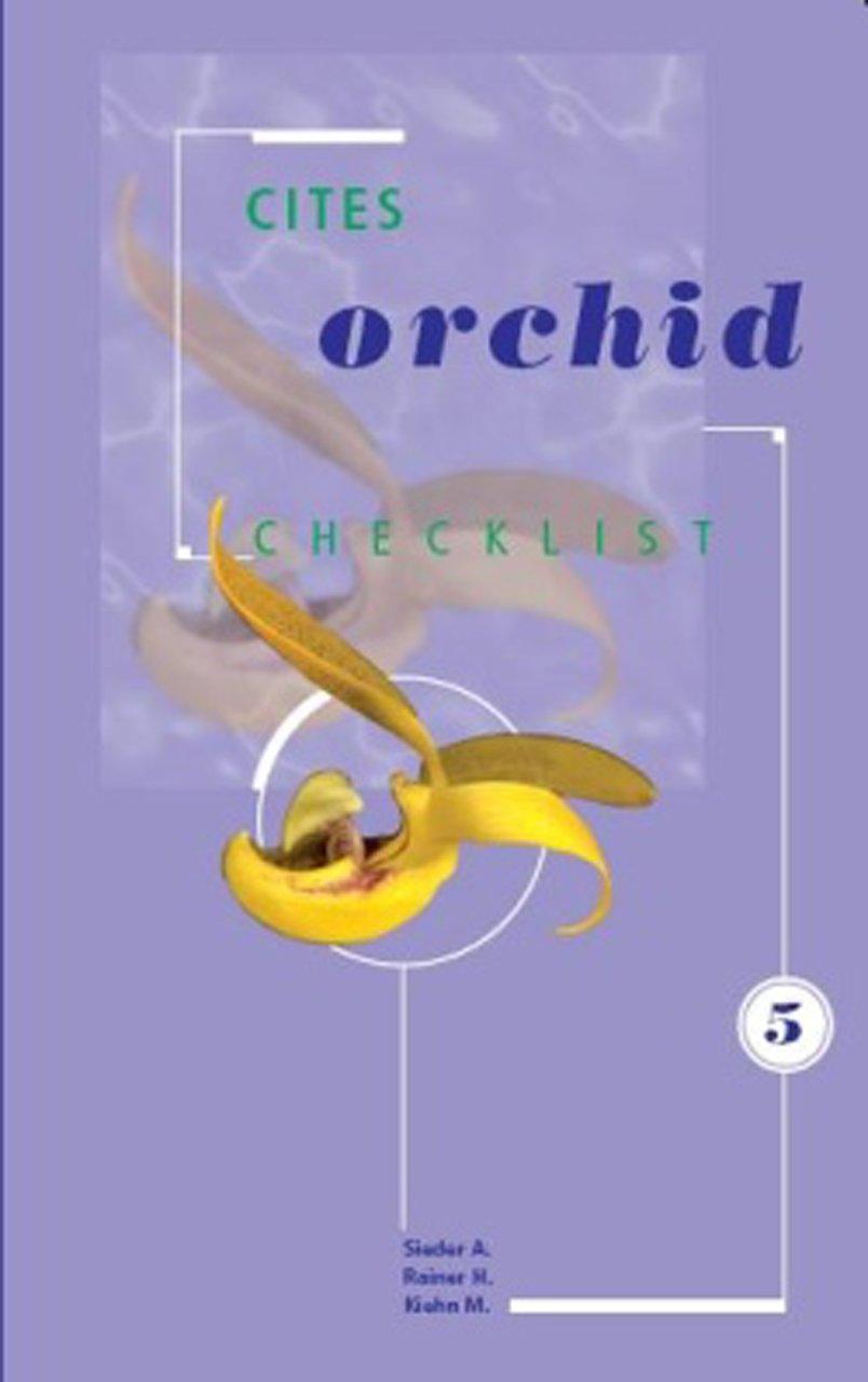 Download CITES Orchid Checklist Volume 5: Bulbophyllum (CITES Orchid Checklists) pdf