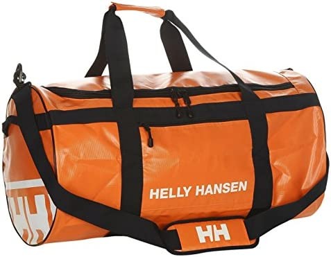 oficjalne zdjęcia za pół dla całej rodziny Helly Hansen Wave 70L Barrel Bag Spray Orange Sports Kit ...