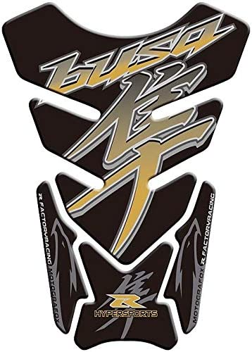 Motorcycle 3D Sticker Decal Emblem Protection Tank Pad For Suzuki Hayabusa GSX1300R
