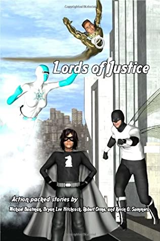 book cover of Lords of Justice