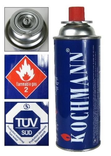 Gas Cartridges Set of 28 1A MSF- Gas Stove 227 g gas canisters TÜV Kochmann Kartusche/28/227g