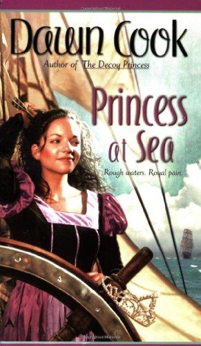 book cover of Princess at Sea