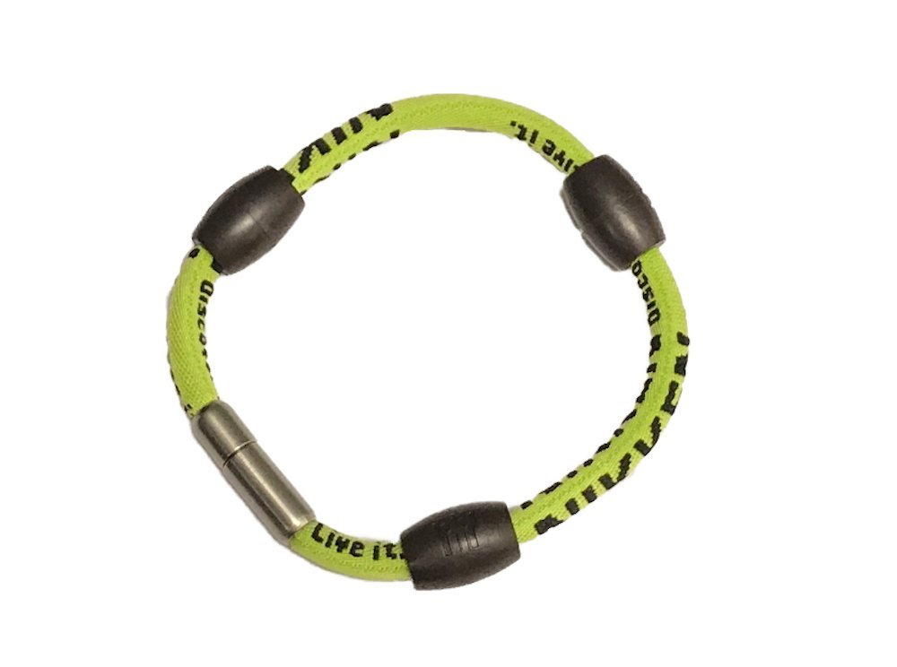 Kenko PowerBand Wrist Large Neon Green