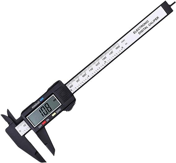 1x 15cm Multifunction Pen Shape Plastic Vernier Caliper Tool US Ruler W2P2