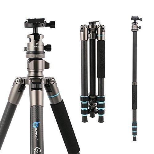 carbon camera tripod - 5