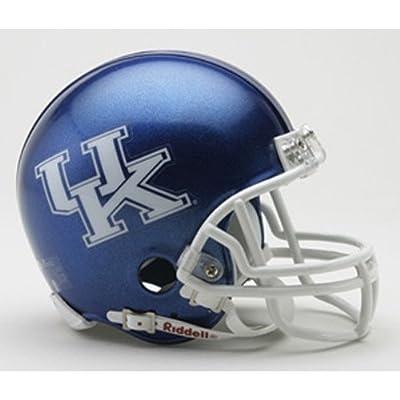 University Of Kentucky Authentic Mini Helmet Uns