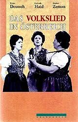 Das Volkslied in Österreich. Ein gattungsgeschichtliches Handbuch
