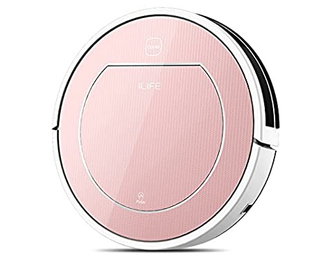 Amazon.com - ILIFE V7s Robot Vacuum Cleaner Mop and Dry ...