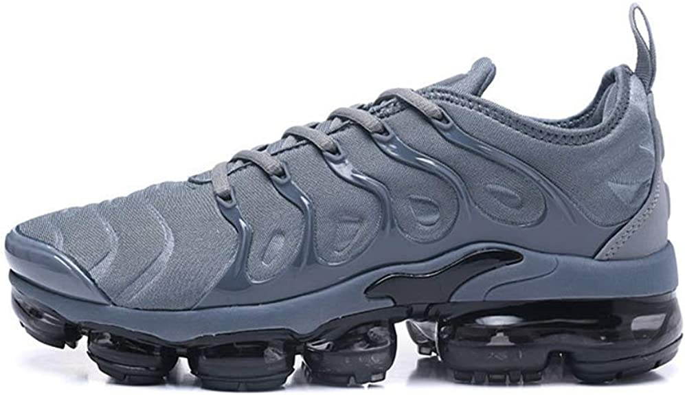 Air Plus TN - Zapatillas de Running para Hombre, Negro (Gris/Azul (Gray-Blue)), 44 EU: Amazon.es: Zapatos y complementos