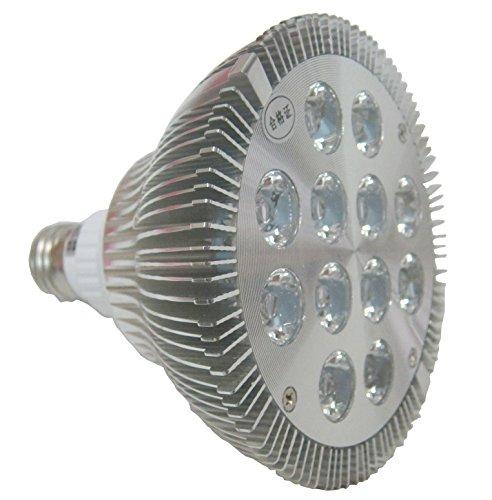 24w Grow Light Bulb Plant Light for Hydroponic Greenhouse 24 Watt E27 High-End Full Aluminum body