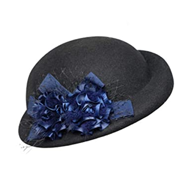 Sombrero de Copa para Mujer, Absolute Hat 2019 New Ladies Winter ...