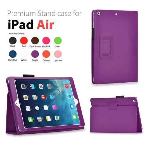 TNP iPad Air Case Purple