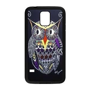 DIY High Quality Case for SamSung Galaxy S5 I9600, Owl Phone Case - HL-712044