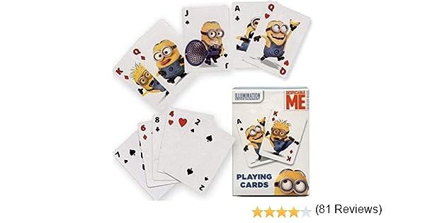 Minions Jumbo Playing Cards: Amazon.es: Juguetes y juegos
