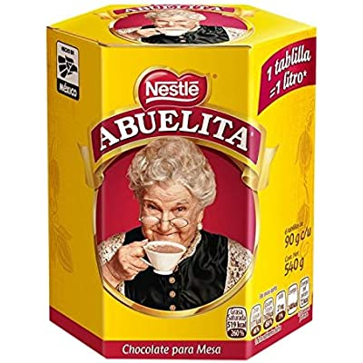 Chocolate Abuelita 510 grs. NESTLE