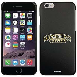 Framingham Arched Logo design on Black iphone 5c Microshell Snap-On Case