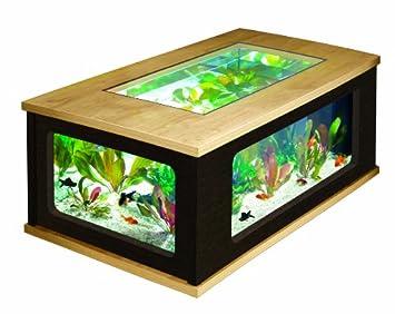 Aquatlantis Aquarium Table Aquatable 130 Wenge Chene