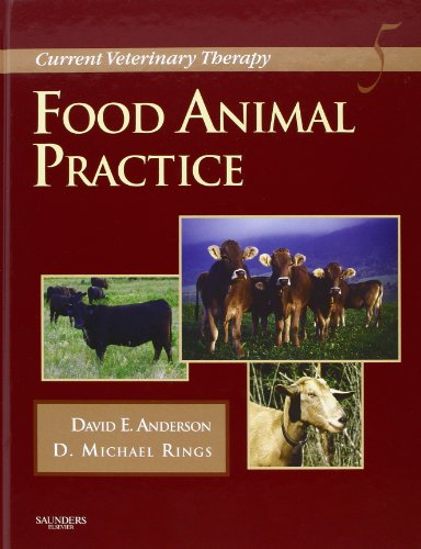 Current Veterinary Therapy - Text and VETERINARY CONSULT Package: Food Animal Practice