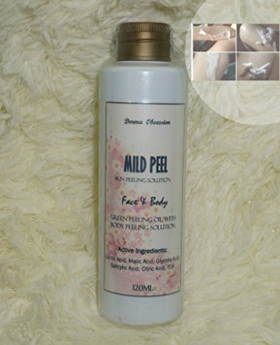 Green Peeling Oil - Mild Peel 120ML