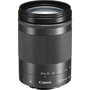 Canon EF-M 18-150 - Objetivo para Canon EOS M5, EF-M 18-150 mm f/3 ...