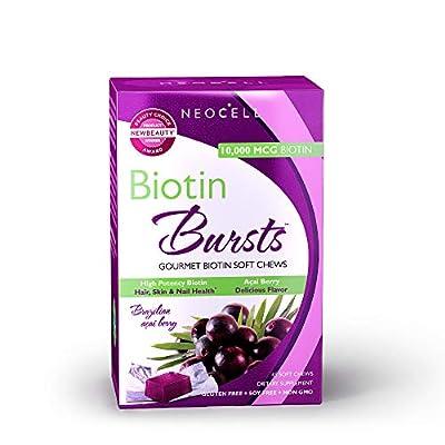 NeoCell - Biotin Burst - Brazilian Acai Berry - 30 Chews
