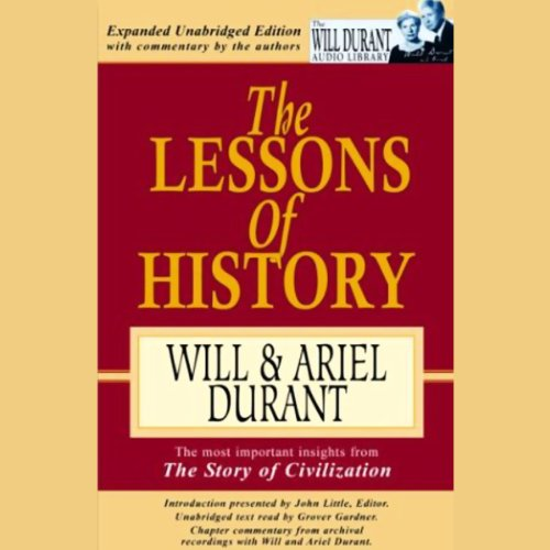 The Lessons of History - 9 Mh Art