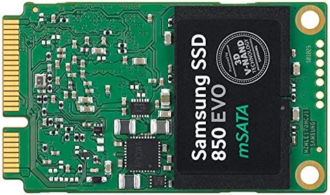 Samsung 850 EVO 120GB Mini-SATA - Disco Duro sólido (120 GB, Mini ...
