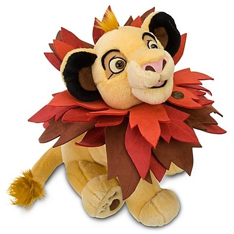 Disney Exclusive The Lion King SIMBA Plush 12