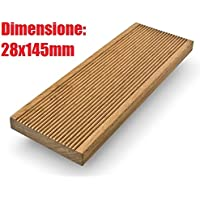 "'italfrom listone suelo de madera""Decking Impermeabilizada–Tratado Clase IV–X"