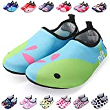 Best Kids Water Shoes - bridawn Kids Water Shoes Toddler Swim Shoes Quick Review