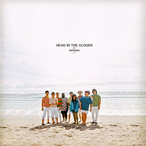 Image result for 88rising head in the clouds