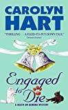 Engaged to Die (Death on Demand Mysteries, No. 14)
