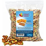 Squirrel Nut Zippers, 4 LB Bulk Candy