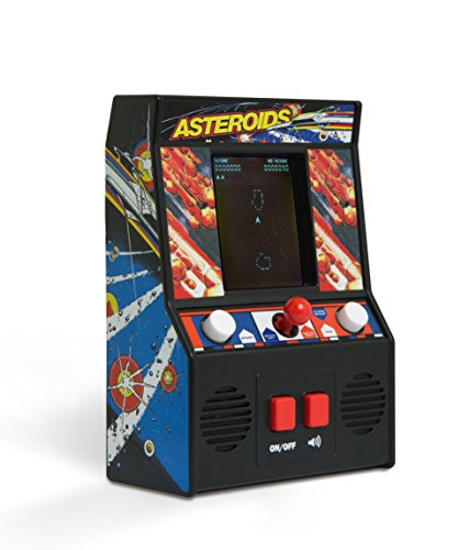 Mart Aa Batteries Wal (Arcade Classics - Asteroids Retro Handheld Arcade Game)