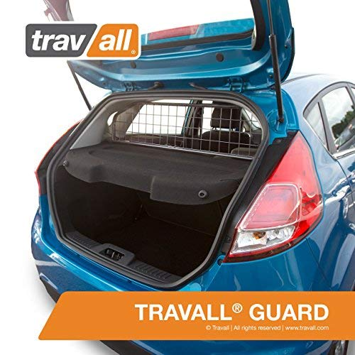 Amazon.com : Travall Guard for FORD Fiesta 3 or 5 Door Hatchback and Ford Fiesta ST (2008-2017) TDG1215 - Rattle-free Steel Pet Barrier : Pet Supplies