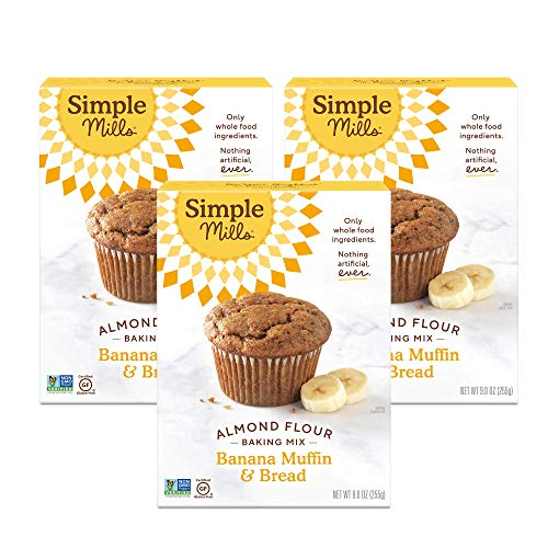 🥇 Simple Mills Almond Flour Baking Mix