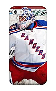 New Fashion Premium Tpu Case Cover For Iphone 5/5s - New York Rangers Hockey Nhl (70)